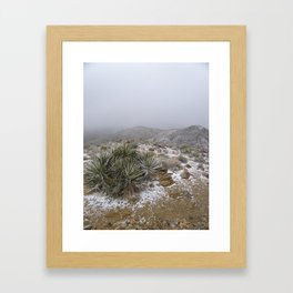 think about you often Framed Art Print