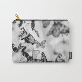 Butterfly papillons Carry-All Pouch