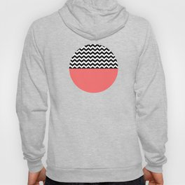 Moiety Pink Hoody