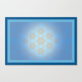 At Home in the Hive Canvas Print