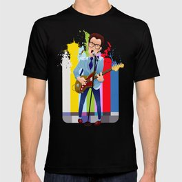 Elvis (Costello) Lives! T-shirt