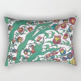 Gargen of my Imagination Rectangular Pillow