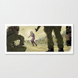 #bringbackourgirls Canvas Print