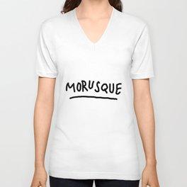 morusque Unisex V-Neck