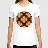 darren criss T-shirts featuring Criss Cross by Lyle Hatch