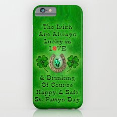 ST PATTYS DAY - 002 Slim Case iPhone 6s