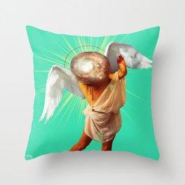 The Healer Throw Pillow