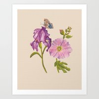 botanical Art Prints featuring Botanical by Catherine Holcombe