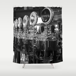 Draft beer Shower Curtain
