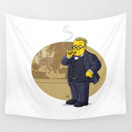Churchill Wall Tapestry