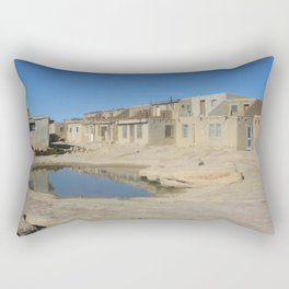 Acoma Sky City Rectangular Pillow