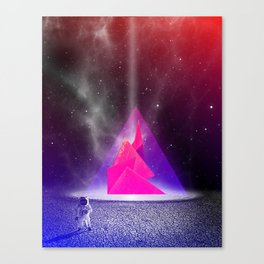 Space Frame by GEN Z Canvas Print