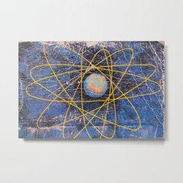 Earths Energy Metal Print