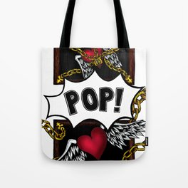 POP! Tote Bag