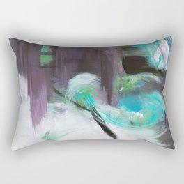 August Warmth Rectangular Pillow