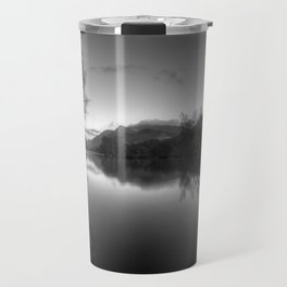 Tree Lake Travel Mug