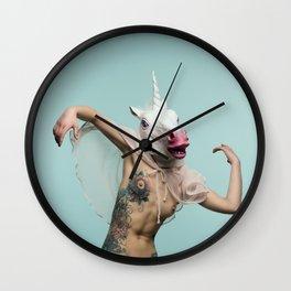 RainbW #2 Wall Clock
