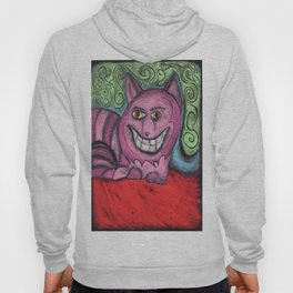 the magnificent Mr. Cheshire cat  Hoody