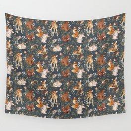 Woodland Dreams Wall Tapestry