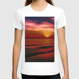Graceful (Digital Art) T-shirt