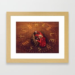 We Are Timeless Framed Art Print