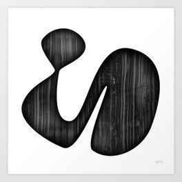 Forms 18 Art Print