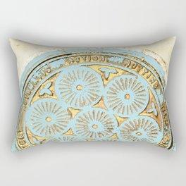 age of aquarius Rectangular Pillow