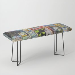 Times Square III Special Edition I Bench