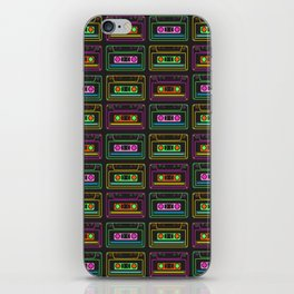 Neon Mix Volume 1 iPhone Skin