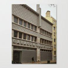 Lisboa Art Deco #07 Canvas Print