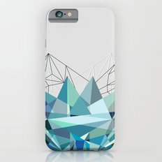 Colorflash 3 Turquoise iPhone 6s Slim Case