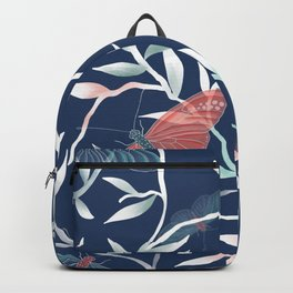 A butterfly's world Backpack