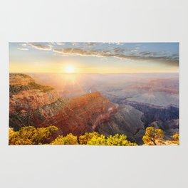 Sunset at Grand Canyon Rug