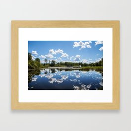 Swedish Summer I Framed Art Print