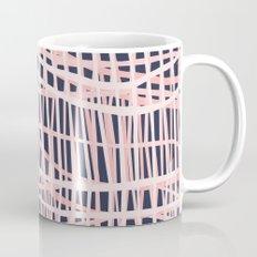 Net Bush and Navy Coffee Mug