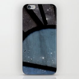 Starry Night - Clock Tower iPhone Skin