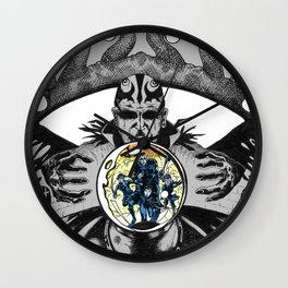 """""""Jailbreak!"""" - Dungeons & Doritos Wall Clock"""