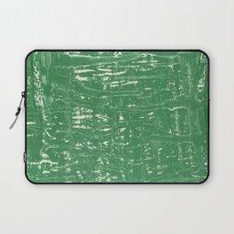 NYC Walls (zelen v.3) Laptop Sleeve