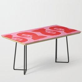 Kara Pattern Coffee Table