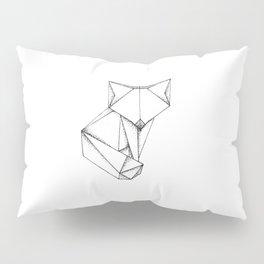 Origami Fox Pillow Sham