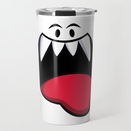 Happy Boo! Travel Mug