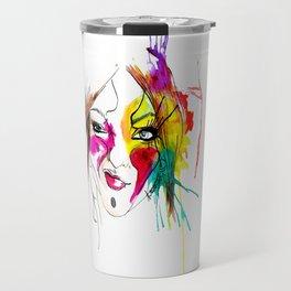 """Color Muse"" Travel Mug"