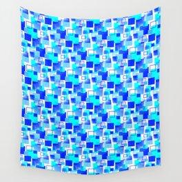 Rhapsody in Blue Wall Tapestry