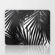 Palms Black Laptop & iPad Skin