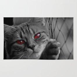 Vampire Cat Rug