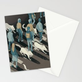 Across Stationery Cards