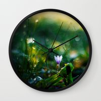 celestial Wall Clocks featuring Celestial by João Pedro de Almeida