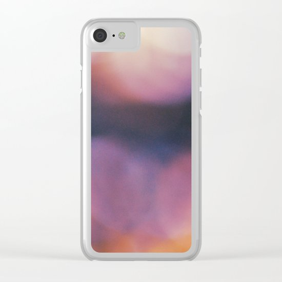 #65 Clear iPhone Case