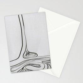 Line Work II Stationery Cards
