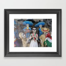 Will You Marry Me? Framed Art Print